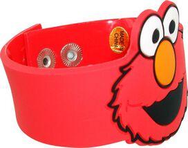 Sesame Street Elmo Rubber Wristband