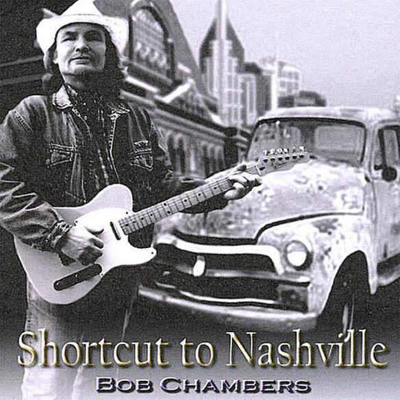 Shortcut To Nashville (Cdr)