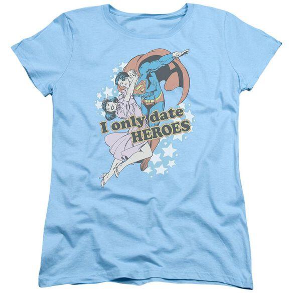 Dc Fickle Short Sleeve Womens Tee Light T-Shirt