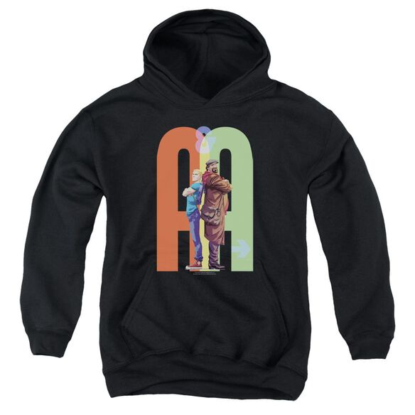 Archer & Armstrong Back To Bak Youth Pull Over Hoodie