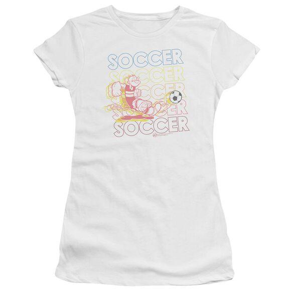 Popeye Soccer Premium Bella Junior Sheer Jersey