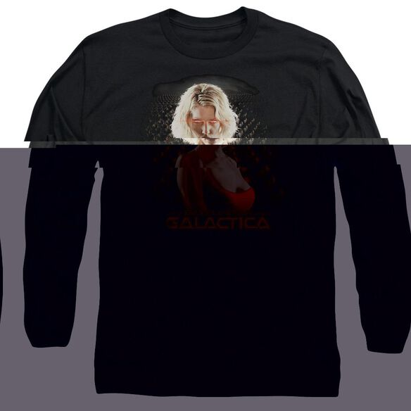BSG CYLON LEGION - L/S ADULT 18/1 T-Shirt
