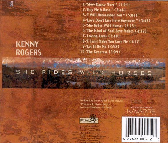 She Rides Wild Horses 599