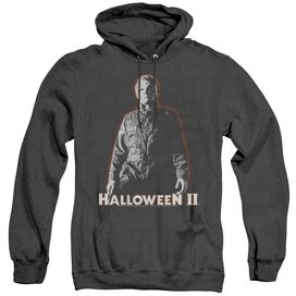 Halloween Ii Michael Myers - Adult Heather Hoodie - Black