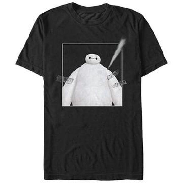 Big Hero 6 Baymax Taped T-Shirt