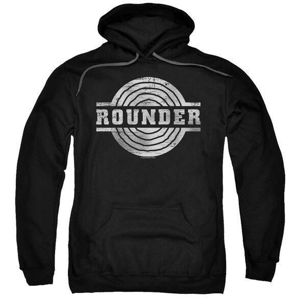 Rounder Rounder Retro Adult Pull Over Hoodie