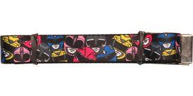 Power Rangers Helmet Jumble Mesh Belt