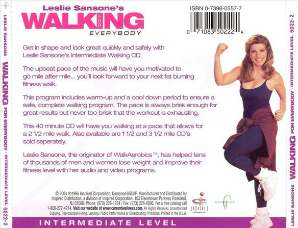 Walking For Everbody/Inte