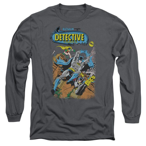 Batman Detective #487 Long Sleeve Adult T-Shirt