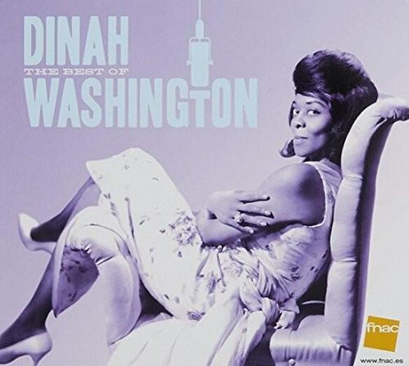 Best Of Dinah Washington (Spa)