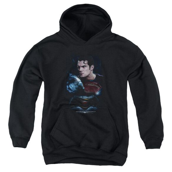 Batman V Superman Super Angry Youth Pull Over Hoodie