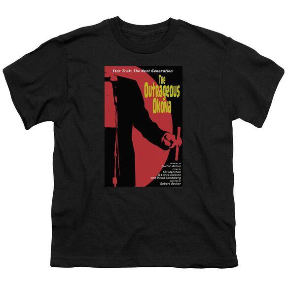 Star Trek Tng Season 2 Episode 4 Short Sleeve Youth T-Shirt