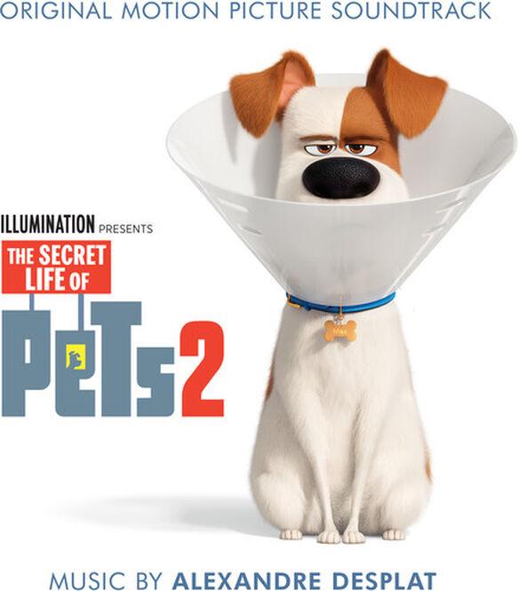 Alexandre Desplat - The Secret Life of Pets 2 (Original Motion Picture Soundtrack)