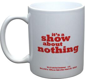 Seinfeld Logo Mug
