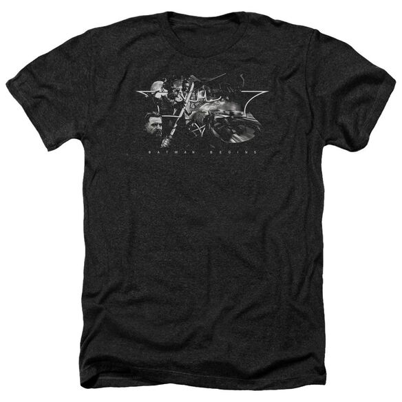 Batman Begins Night Natives Adult Heather