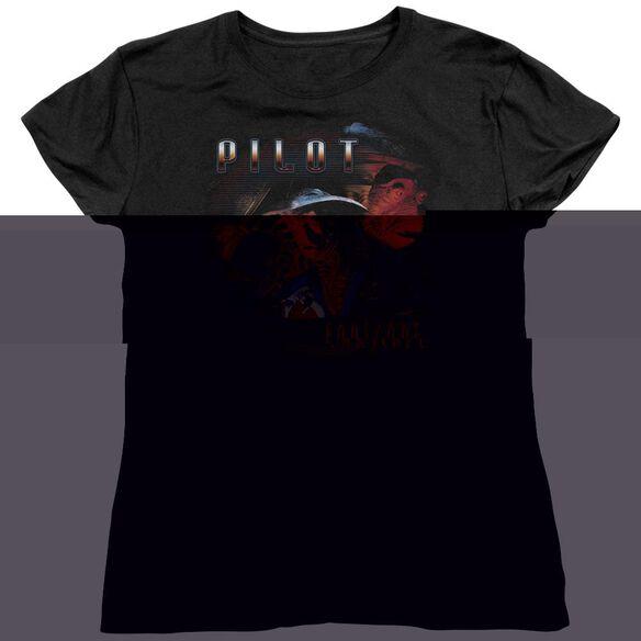FARSCAPE PILOT - S/S WOMENS TEE - BLACK T-Shirt