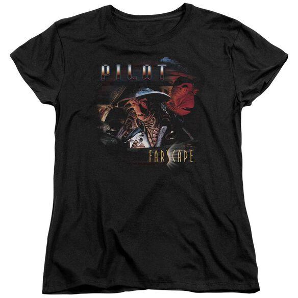 Farscape Pilot Short Sleeve Womens Tee T-Shirt