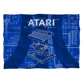 Atari Inside Out (Front Back Print) Pillow Case