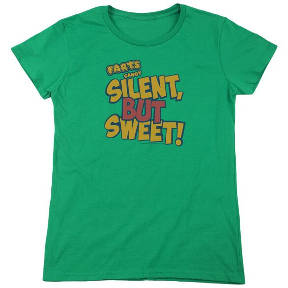 FARTS CANDY SILENT BUT SWEET-S/S WOMENS T-Shirt