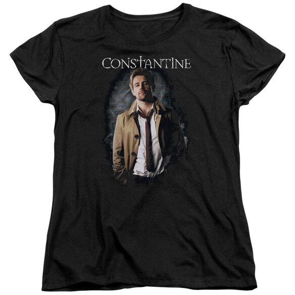 Constantine Smoker Short Sleeve Womens Tee T-Shirt