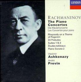 Vladimir Ashkenazy - Piano Concertos