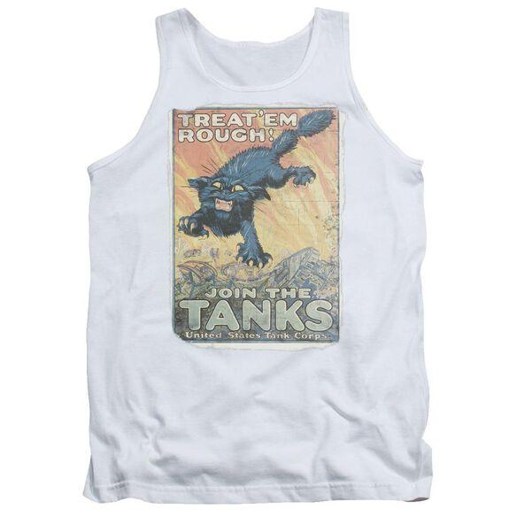 Army Treat Em Rough Adult Tank