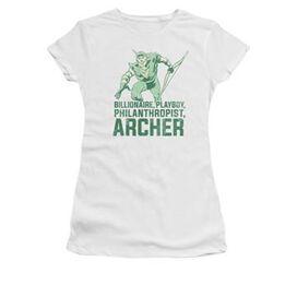 Green Arrow Archer Juniors T-Shirt