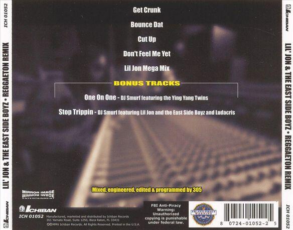 Reggaeton Remix 0805