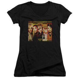Kill Bill Deadly Viper Assassination Squad Junior V Neck T-Shirt