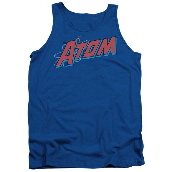 Dc The Atom Adult Tank Royal