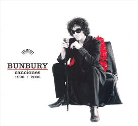 Enrique Bunbury - Canciones 1996-2006