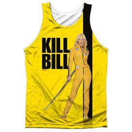 Kill Bill Poster Adult Poly Tank Top
