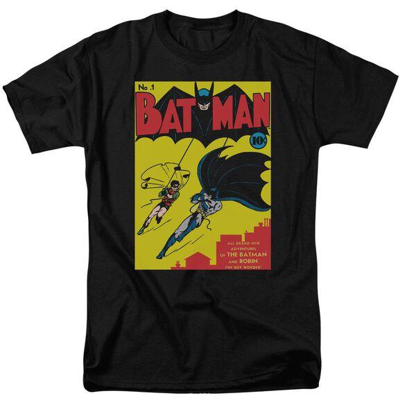Batman Batman First Short Sleeve Adult T-Shirt