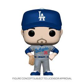Funko Pop! MLB: Dodgers- Cody Bellinger (Road Uniform)