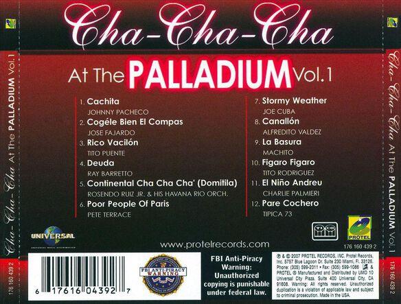 Cha Cha At Palladium V1