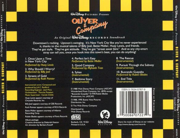Oliver And Company 0301