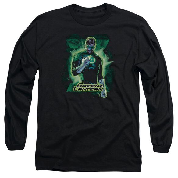 Jla Gl Brooding Long Sleeve Adult T-Shirt