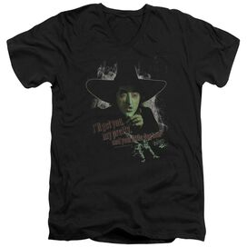 Wizard Of Oz And Your Little Dog Too Short Sleeve Adult V Neck T-Shirt