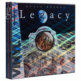 Garth Brooks - Legacy [Numbered Limited Edition Boxed Set]