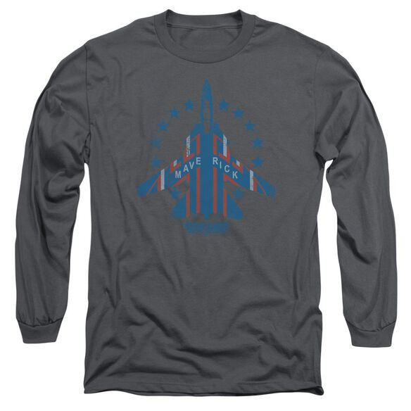 Top Gun Maverick Long Sleeve Adult T-Shirt