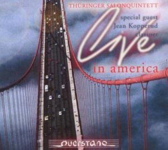 Thuringer Salon Quintet - Live in America