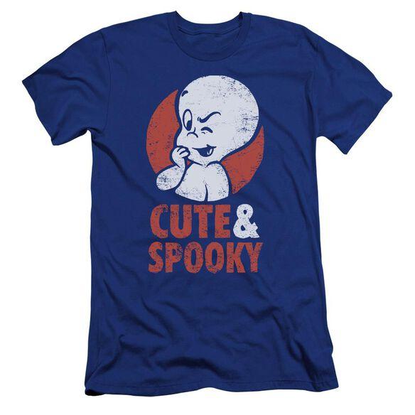 Casper Spooky Premuim Canvas Adult Slim Fit Royal