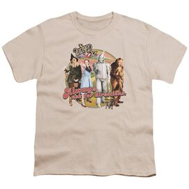 Wizard Of Oz Directions Short Sleeve Youth T-Shirt