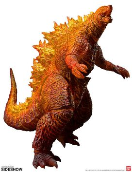 Godzilla: King of the Monsters Burning Godzilla (2019), Bandai S.H.MonsterArts