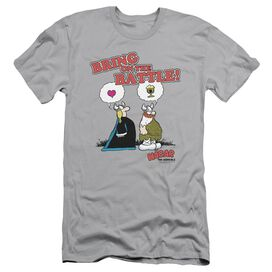 HAGAR THE HORRIBLE BRING ON THE BATTLE-S/S T-Shirt