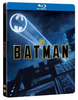 Batman (1989) [Exclusive Blu-ray Steelbook]