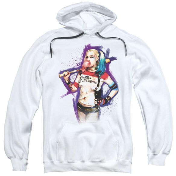 Suicide Squad Bubble Adult Pull Over Hoodie