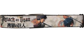 Attack on Titan Colossal Fight Seatbelt Mesh Belt