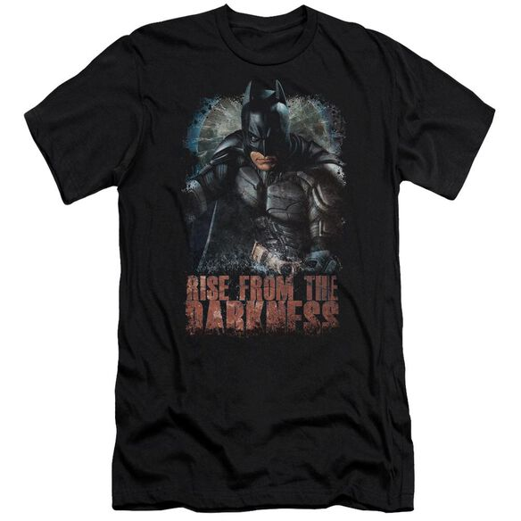 Dark Knight Rises Rise From Darkness Short Sleeve Adult T-Shirt