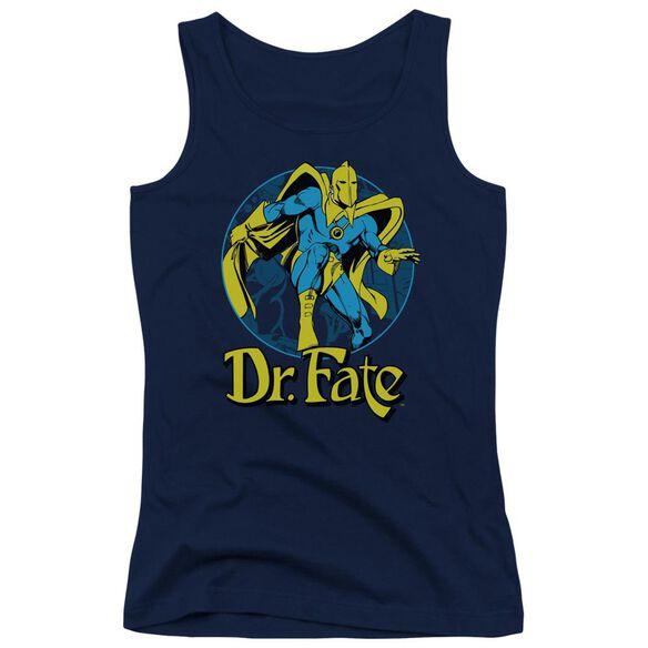 Dc Dr Fate Ankh Juniors Tank Top